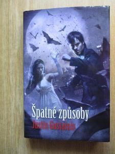 Gustainis Justin - Špatné způsoby (1. vydání)
