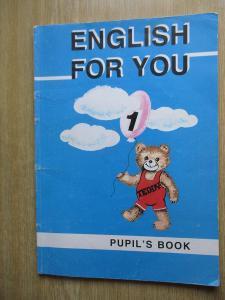 Kociánová Zdeňka - English for You 1 Pupil's Book