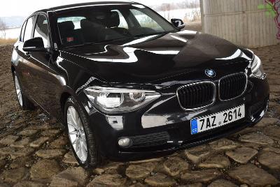 BMW F20 118d 105kW, Xenony, Sport paket, Navi, 6Q Manuál