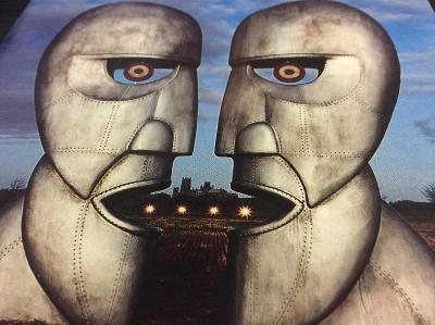 PINK FLOYD: THE DIVISION BELL 1994, 1.PRESS, JEWEL CASE, OD KORUNKY !!