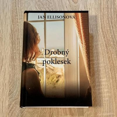 Kniha Drobný poklesek od Jan Ellison