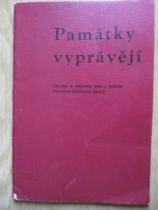 Sosík Alois - Památky vyprávějí (1. vydání)