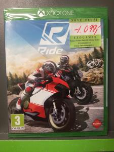 Ride (Xbox One) - NOVÁ