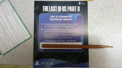 Last of Us Part II, Rozsireni hry na Deluxe Edici