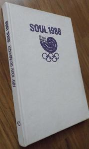 publikace Olympijské hry Soul 1988 - fotky, výsledky, komentáře
