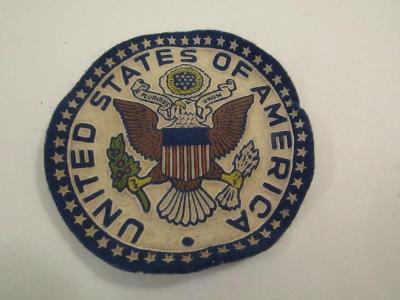 Nášivka United State of America