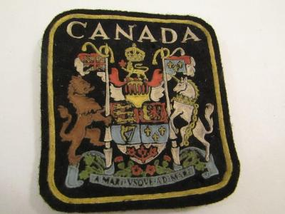 Nášivka Canada