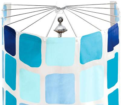 Konstrukce na sprchový závěs (4449170911) G1016