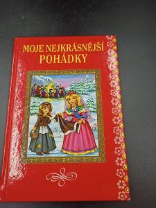 Kniha - Moje nejkrásnější pohádky/105 str ..(12757)