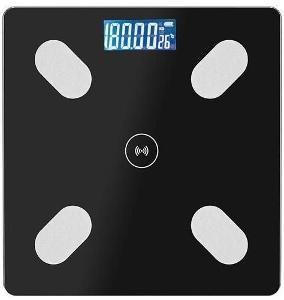 Analytická osobní váha Bluetooth 180 kg + dárek