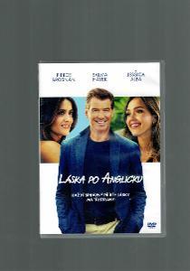 DVD LÁSKA PO ANGLICKU