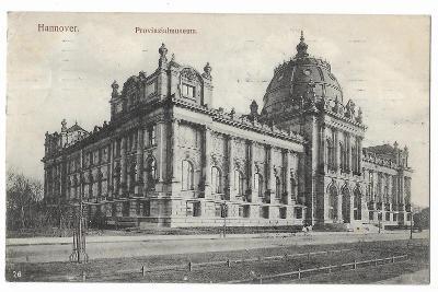 Pohlednice, Hannover, Německo, MF, 20/43
