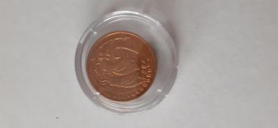 Nový Zéland 2 centy