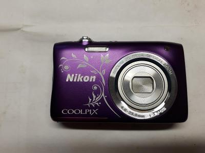 *** Nikon Coolpix S2900 - 20MPX, na díly, od 1kč,- ***
