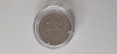 mince Německo 2 Mark