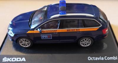Škoda Octavia PRE Abrex