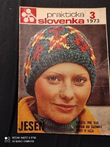 Praktická Slovenka 1973/ 3