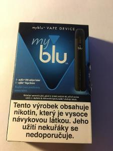 myBlu- vape černá