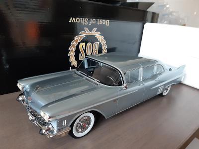 Cadillac Fleetwood 75 1:18 BoS