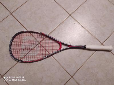 raketa na squash málo používaná