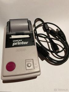 Nintendo Gameboy Printer + Camera