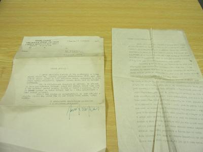 Starý dokument z roku 1936 včelařství, ÚSTŘEDÍ VČELAŘSKÝCH SPOLKŮ