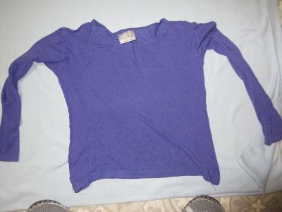 triko fialové