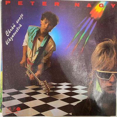 Peter Nagy – Chráň Svoje Bláznovstvá - LP vinyl