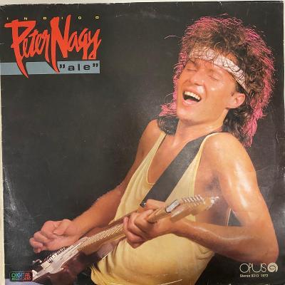 "Peter Nagy – ""Ale"" - LP vinyl"