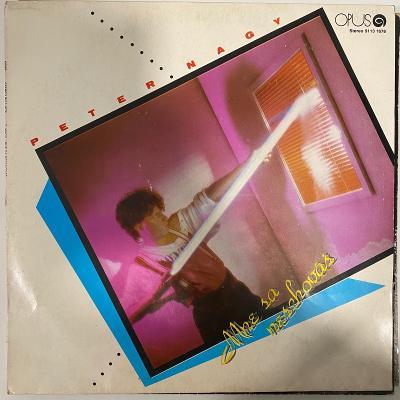 Peter Nagy – Mne Sa Neschováš - LP vinyl