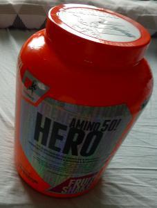 Extrifit Hero 3000 g fruit shake - Nápoj vhodný především po tréninku