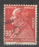 Francie - Zum. 216 - 100. výročí narození Berthelota 1927