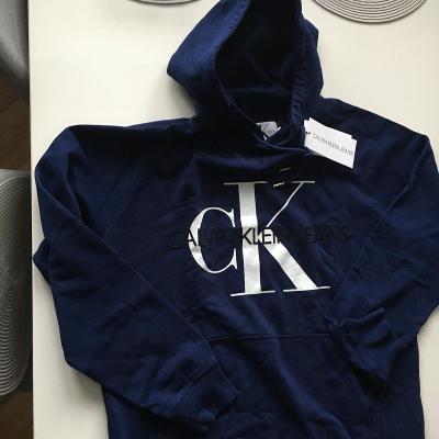 Mikina Calvin Klein XL, XXL, nenošená (nevhodný dárek)