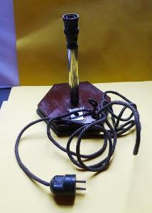 Art-deco lampička stolní