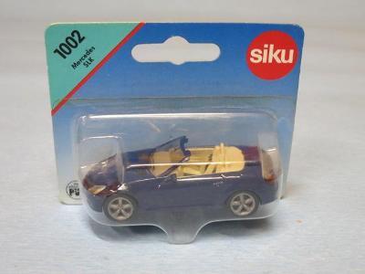 SIKU - MERCEDES BENZ SLK