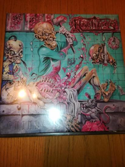 Prodám LP Fleshless - Grindgod - Hudba