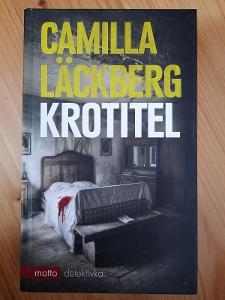 Krotitel (detektivka) Camilla Läckerberg
