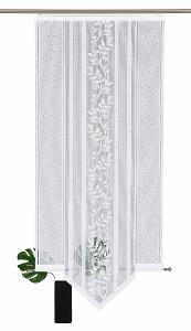 Úzká posuvná záclona + garnýž 60x100 cm (603828) H1334