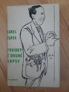 Povídky z druhé kapsy Karel Čapek
