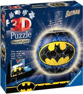2G48 RAVENSBURGER 3D PUZZLE BATMAN 13 CM *99679013* KA21/1