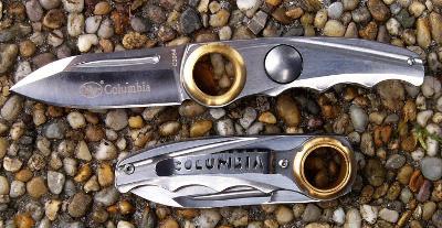 Zavírací nůž celokovový 16 - 9,5 cm