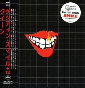 Smile - Gettin' Smile CD Mini LP + OBI Ltd.Edition Queen Brian May