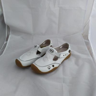 MKOOMI Dámské sandály kožené na suchý zip  Vel. Od 36 Do 41