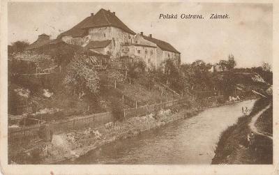 Polská Ostrava - zámek