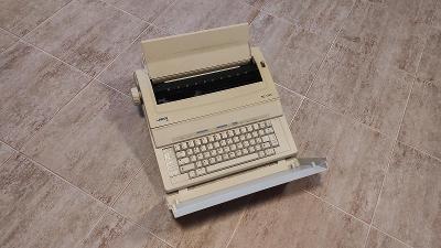 Elektronický psací stroj