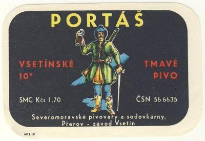 PE - VSETÍN - CZ 10t-1a,  D 1 I