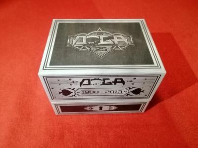 Speciální Set Box Doga k 25ti letum  - 10 CD 4 DVD - RARITA - TOP STAV