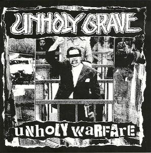 7´EP Unholy Grave – Unholy Warfare