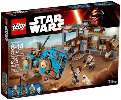 Lego 75148 Star Wars - Setkání na Jakku
