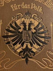 HISTORICKÝ LEXIKON - Habsburská monarchie vazba s císařskou orlicí